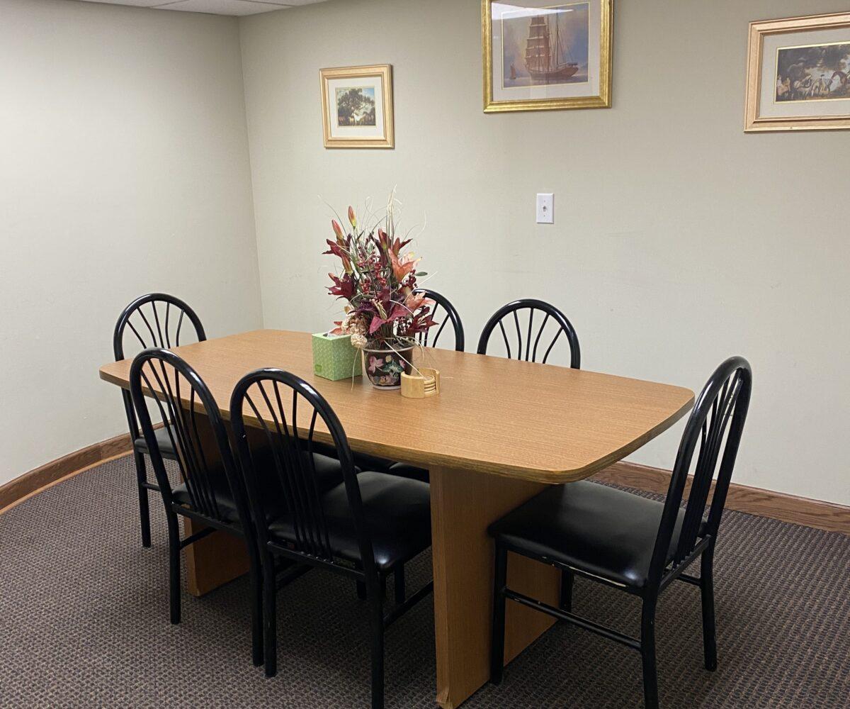 Howard Court 1st floor conference room