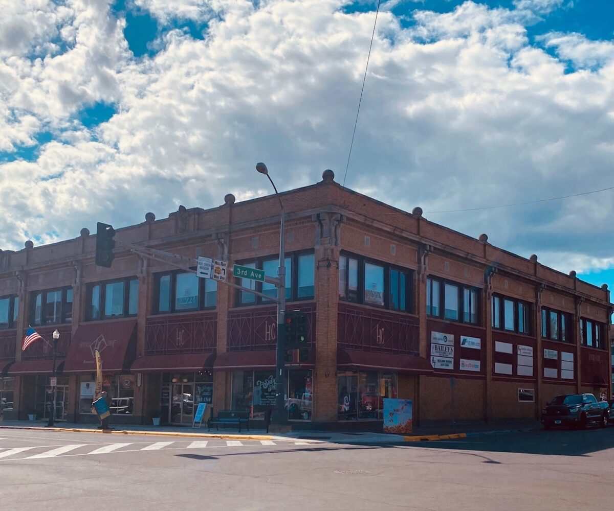 Howard Court - A Historic Building in downtown Hibbing MN